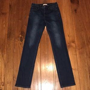 Uniqlo Dark Wash Jeans